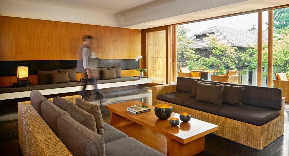 Anantara Chiang Mai Resort and Spa Kasara Executive Lounge