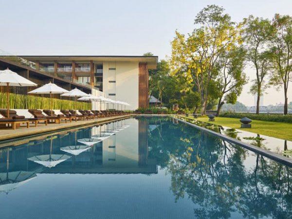 Anantara Chiang Mai Resort and Spa Pool