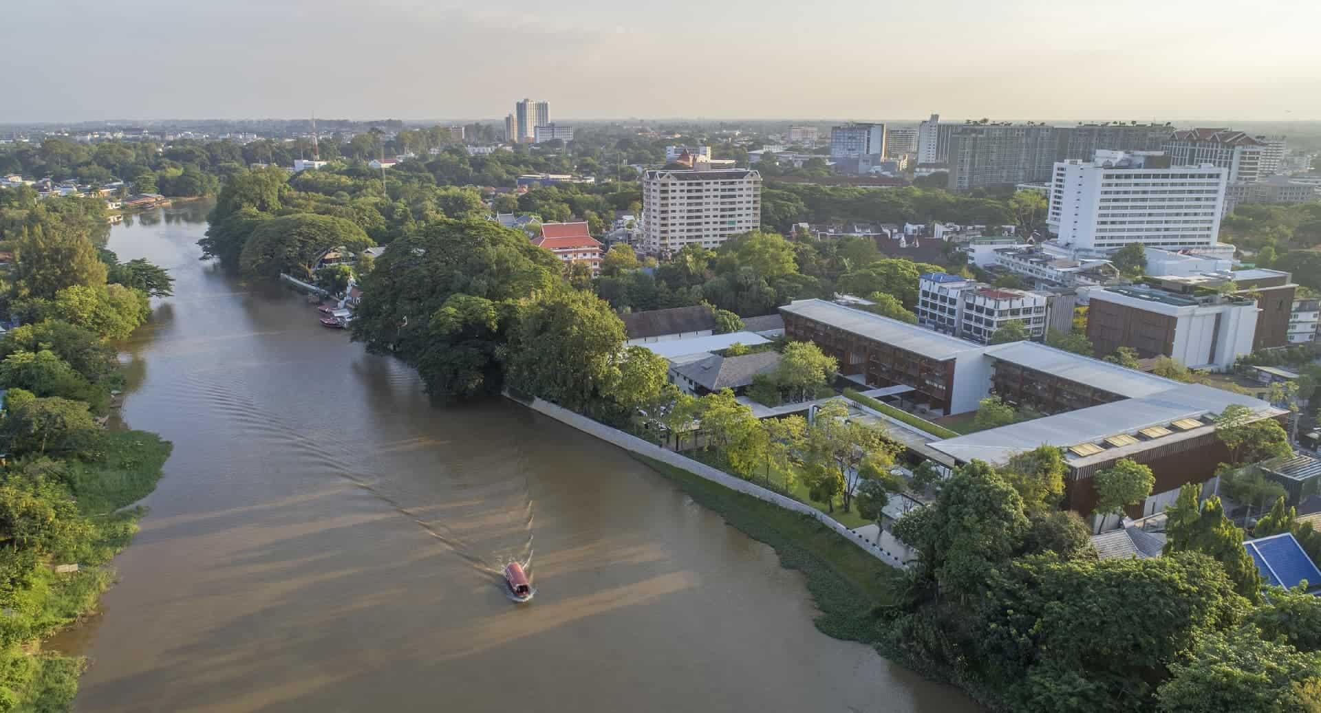 Anantara Chiang Mai Resort and Spa River View