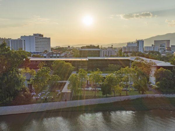 Anantara Chiang Mai Resort and Spa Sunset