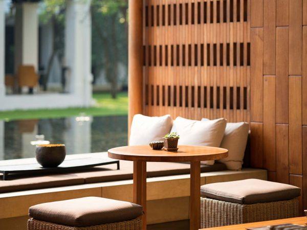 Anantara Chiang Mai Resort and Spa The Lobby Lounge