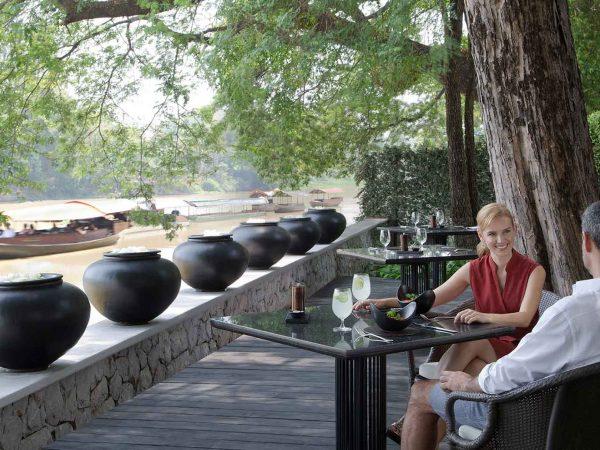 Anantara Chiang Mai Resort and Spa The Restaurant