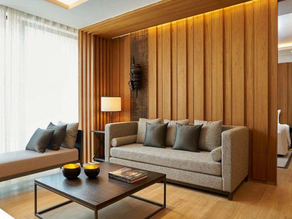 Anantara Chiang Mai Resort and Spa Three Bedroom Suite