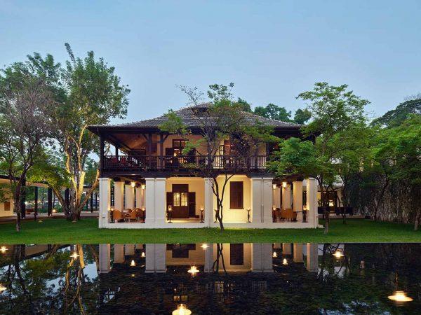 Anantara Chiang Mai Resort and Spa View