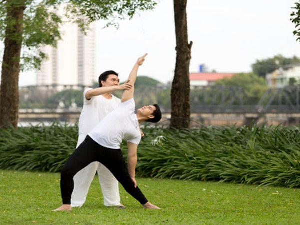 Anantara Chiang Mai Resort and Spa Yoga