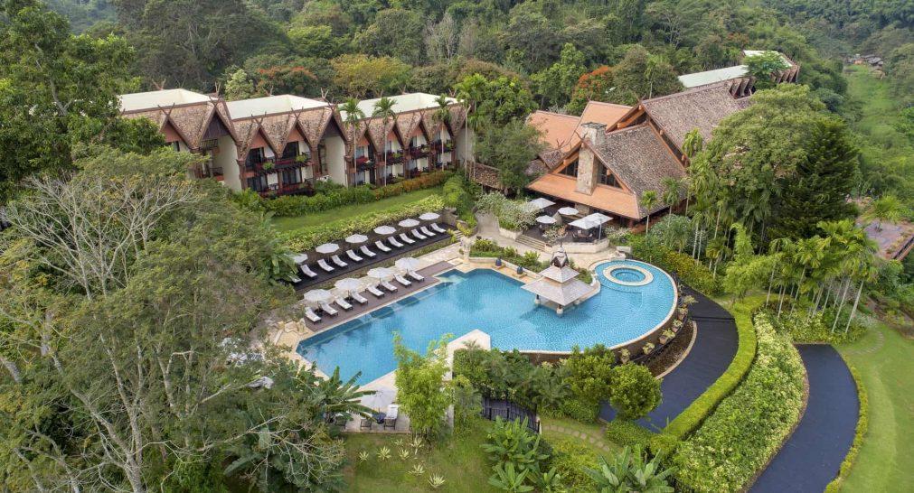 Anantara Golden Triangle Elephant Camp and Resort