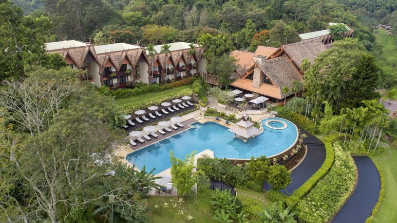 Anantara Golden Triangle Elephant Camp and Resort Exterior View