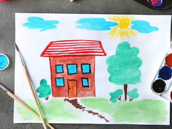 Anantara Kalutara Resort Kids Art Lessons