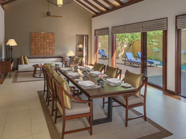Anantara Kalutara Resort Two Bedroom Pool Villa