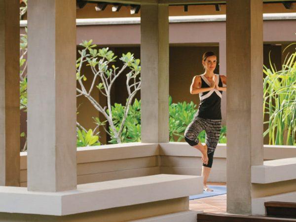 Anantara Kalutara Resort Yoga