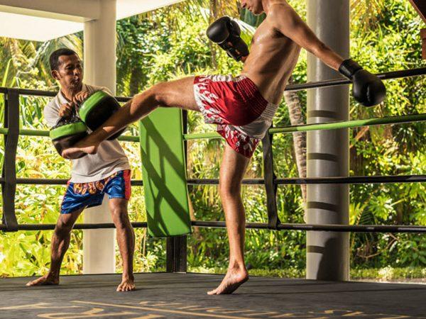 Anantara Kihavah Maldives Villas Boxing