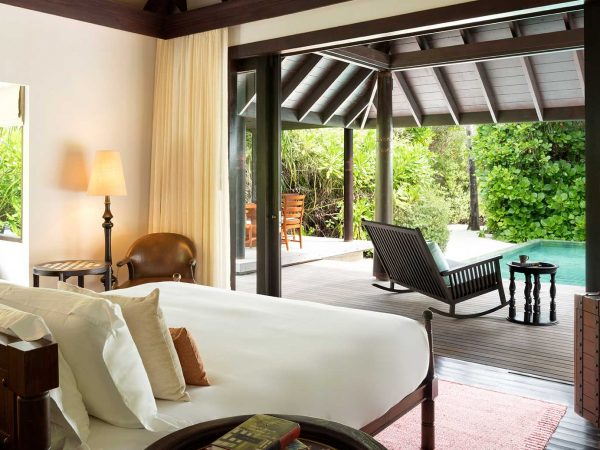 Anantara Kihavah Maldives Villas Deluxe Spa Pool Villa