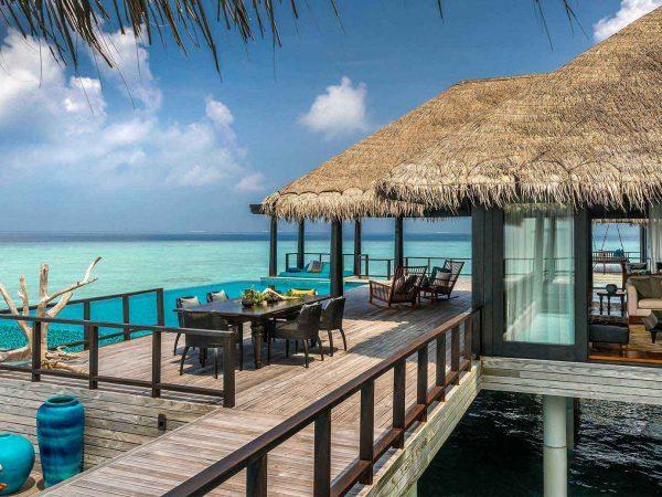 Anantara Kihavah Maldives Villas Exterior