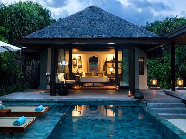 Anantara Kihavah Maldives Villas Exterior View