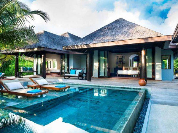 Anantara Kihavah Maldives Villas Family Beach Pool Villa