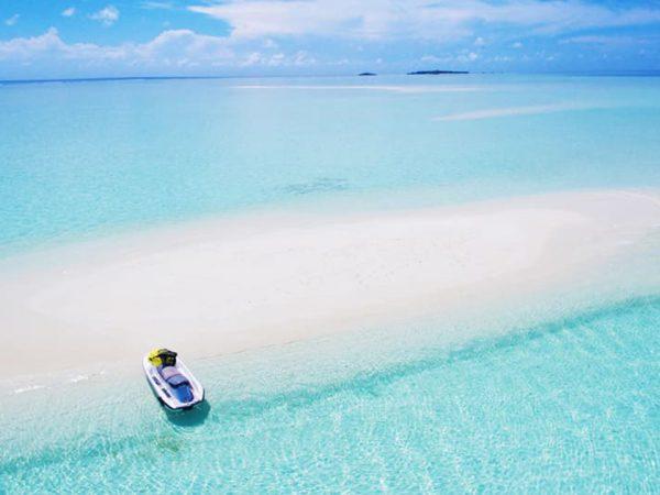 Anantara Kihavah Maldives Villas Jet Ski
