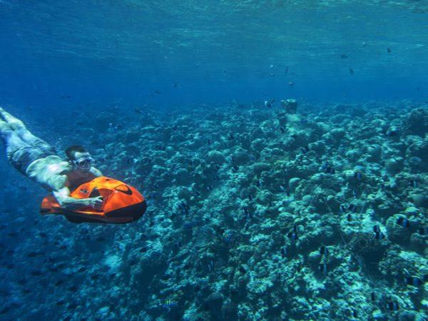 Anantara Kihavah Maldives Villas Jetpack Seabob