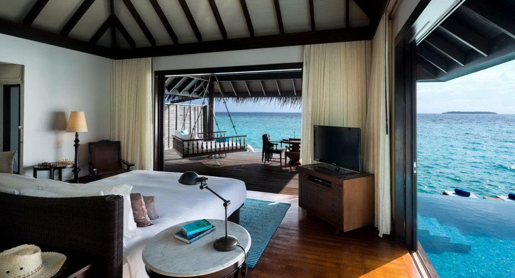 Anantara Kihavah Maldives Villas Over Water Pool Villa