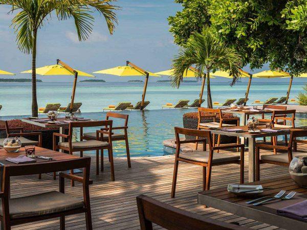 Anantara Kihavah Maldives Villas Scenes of