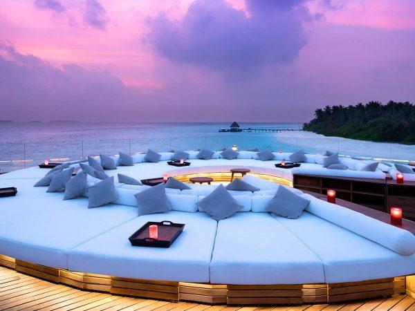 Anantara Kihavah Maldives Villas Sky