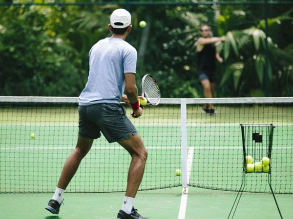 Anantara Kihavah Maldives Villas Tennis