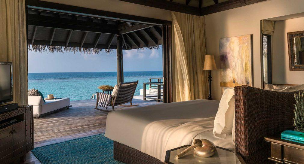 Anantara Kihavah Maldives Villas Two Bedroom Over Water Pool Residence