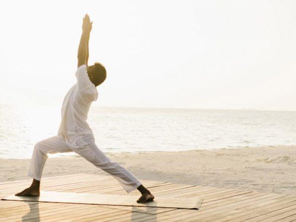 Anantara Kihavah Maldives Villas Yoga