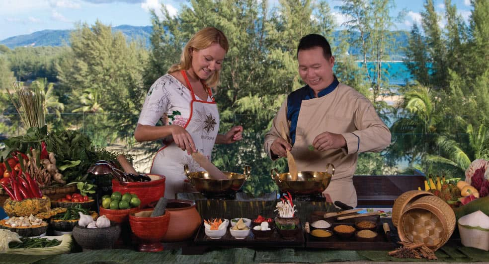 Anantara Layan Phuket Resort Spice Spoons Cooking Class