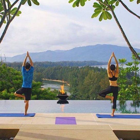 Anantara Layan Phuket Resort Yoga