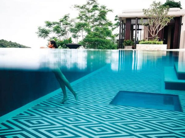Anantara Layan Phuket Resort and Spa Aqua Pool