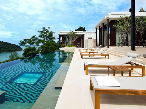 Anantara Layan Phuket Resort and Spa Five Bedroom Sea View Residence