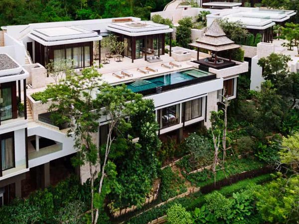 Anantara Layan Phuket Resort and Spa Four Bedroom Sea View Residence