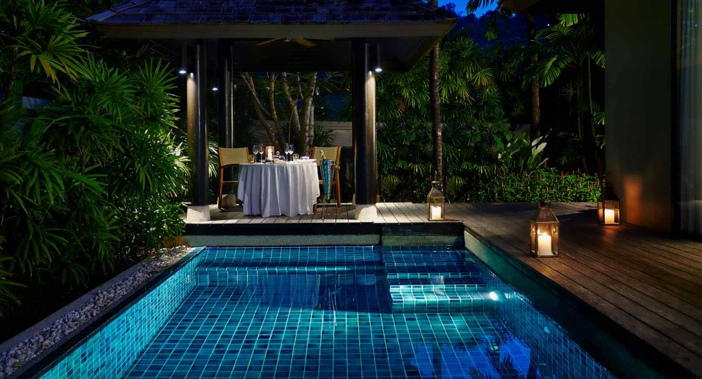 Anantara Layan Phuket Resort and Spa In Villa Dining