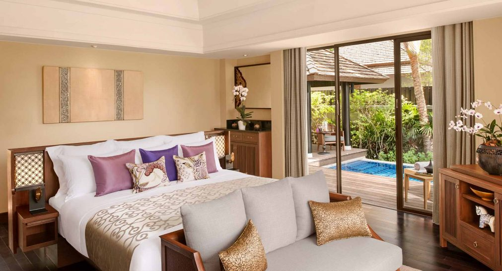 Anantara Layan Phuket Resort and Spa Sala Pool Villa