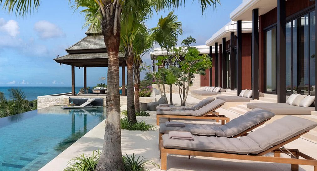 Anantara Layan Phuket Resort and Spa Seven Bedroom Sea View Residence