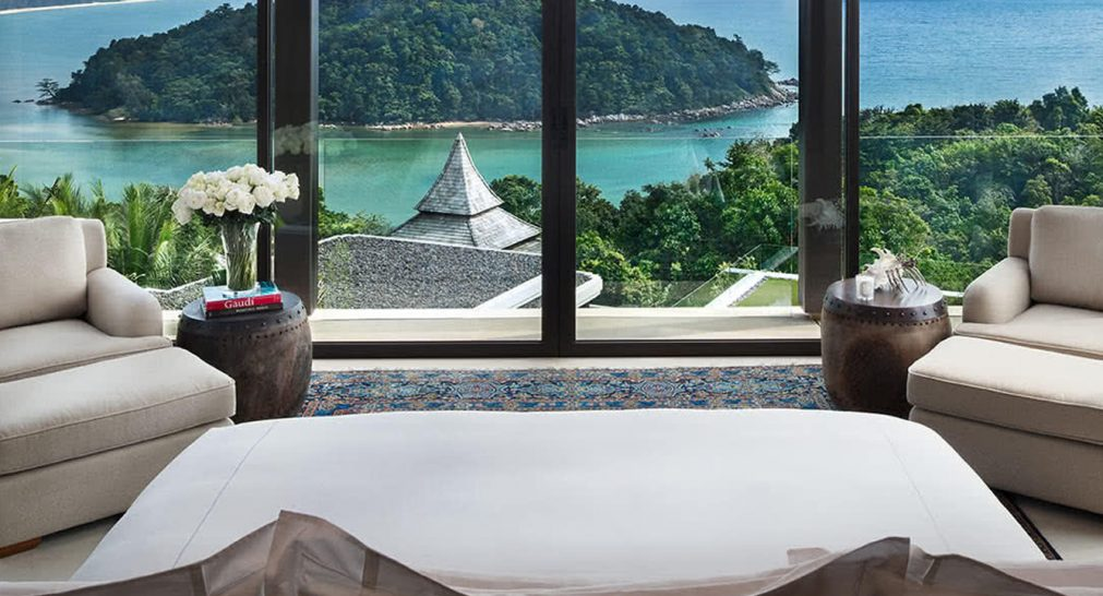 Anantara Layan Phuket Resort and Spa Six Bedroom Sea View Residence