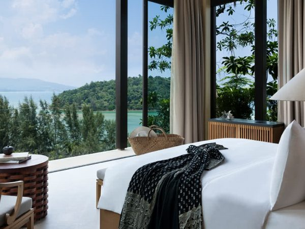 Anantara Layan Phuket Resort and Spa Three Bedroom Sea View Residence