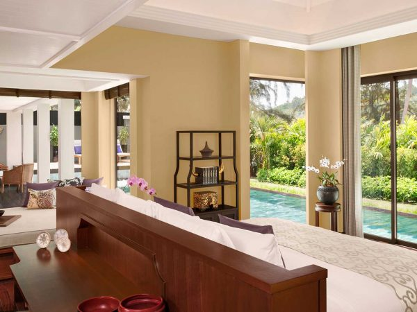 Anantara Layan Phuket Resort and Spa Two Bedroom Anantara Pool Villa