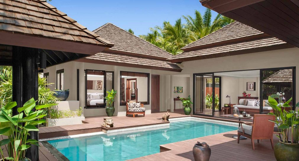 Anantara Layan Phuket Resort and Spa Two Bedroom Layan Pool Villa