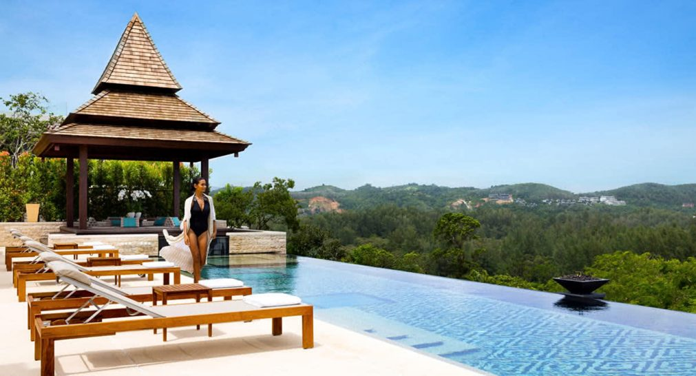 Anantara Layan Phuket Resort and Spa Two Bedroom Sea View Residence