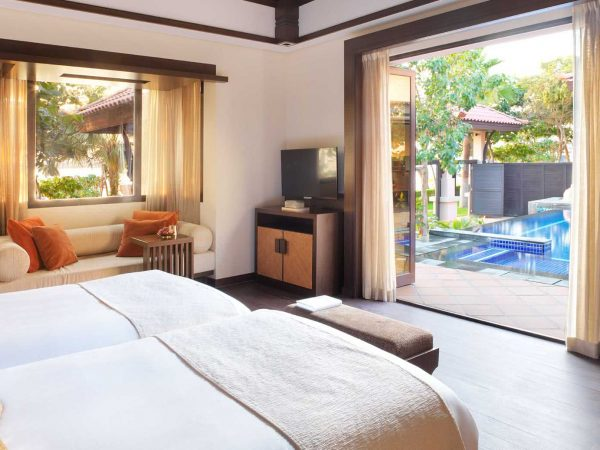 Anantara The Palm Dubai Resort Anantara Two Bedroom Beach Pool Villa