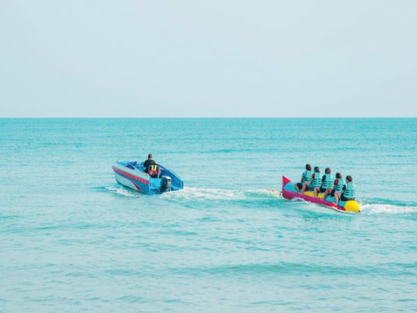 Anantara The Palm Dubai Resort Banana Boat Rides