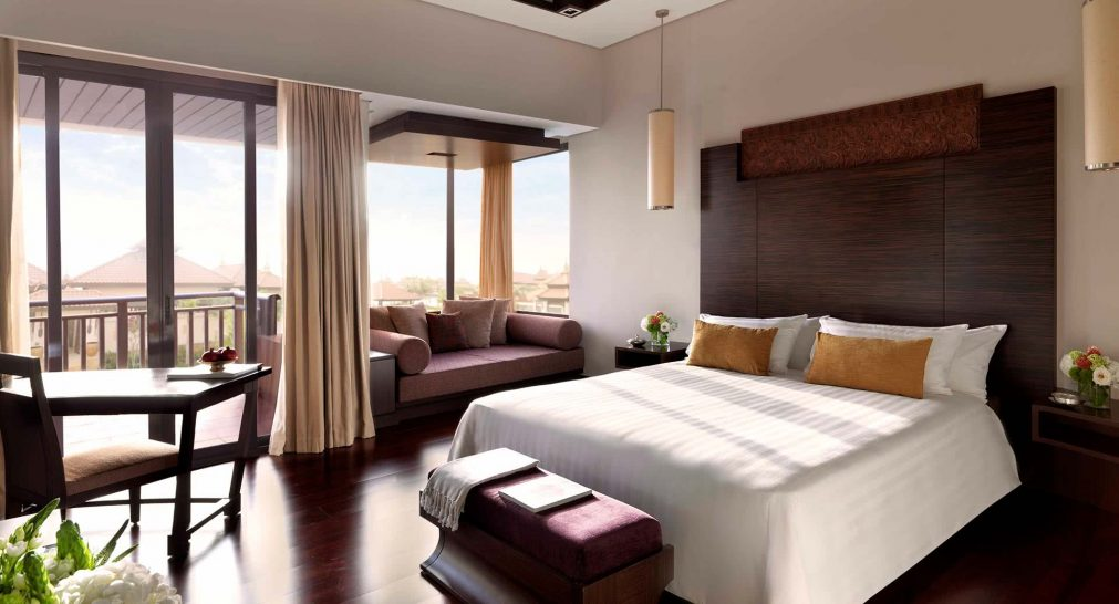 Anantara The Palm Dubai Resort Deluxe Lagoon View Room