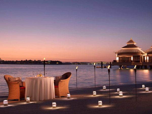 Anantara The Palm Dubai Resort Dining by Design