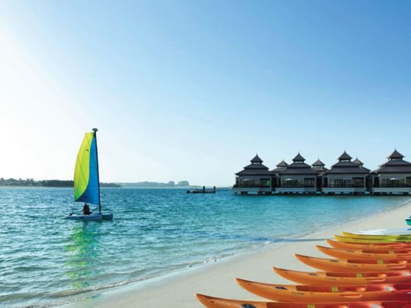 Anantara The Palm Dubai Resort Kayaking
