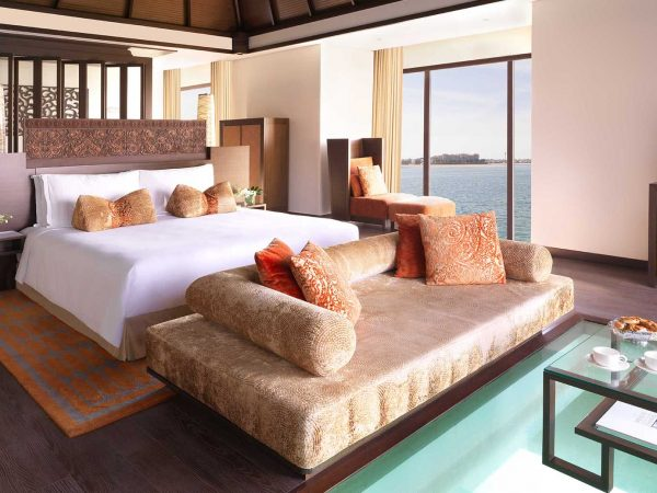 Anantara The Palm Dubai Resort One Bedroom Over Water Villa