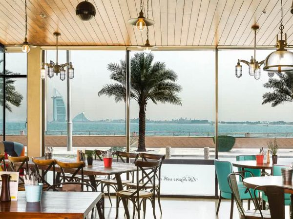 Anantara The Palm Dubai Resort Revo Cafe