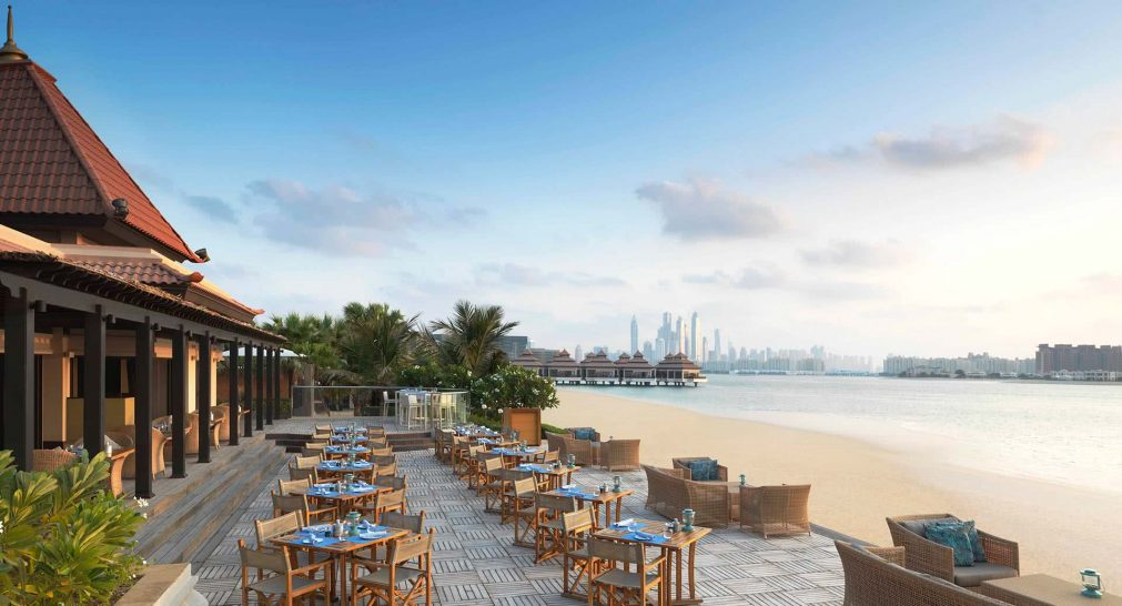 Anantara The Palm Dubai Resort The Beach House
