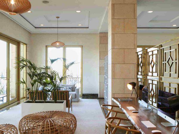 Anantara Vilamoura Algarve Resort Lobby