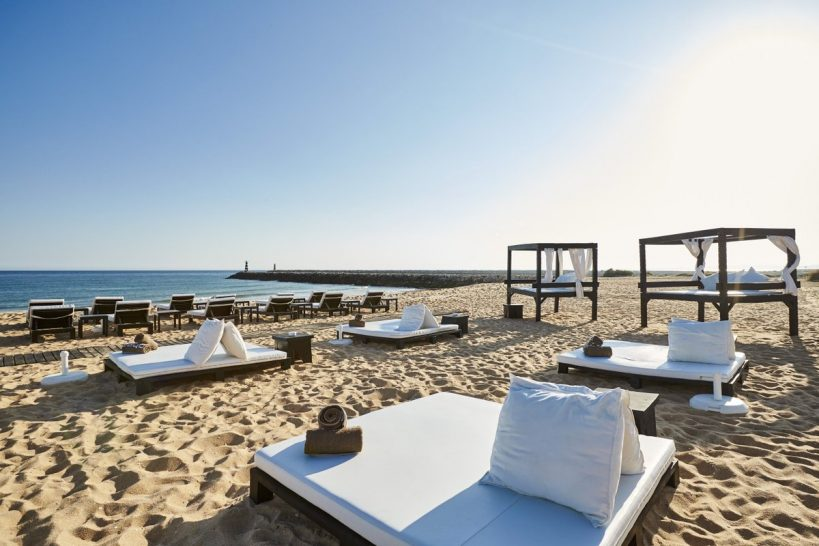 Anantara Vilamoura Algarve Resort Purobeach